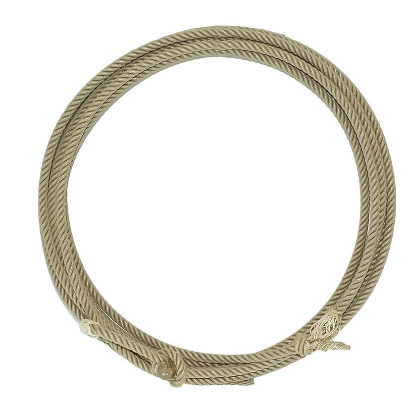 King Rope 4 Strand Poly Tan Calf Rope
