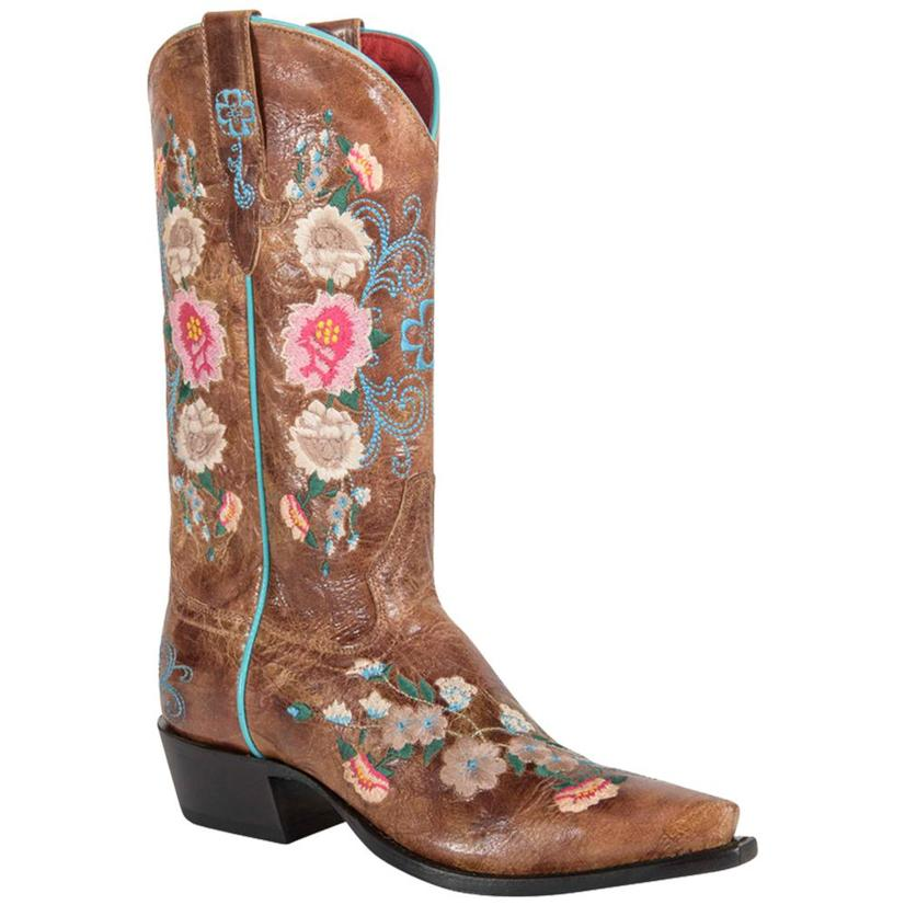 Macie Bean Women's I Never Promised You A Rose Garden Boots