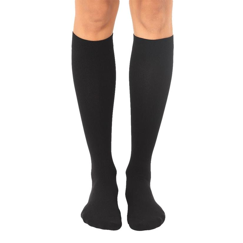 Black Compression Socks By Living Royal