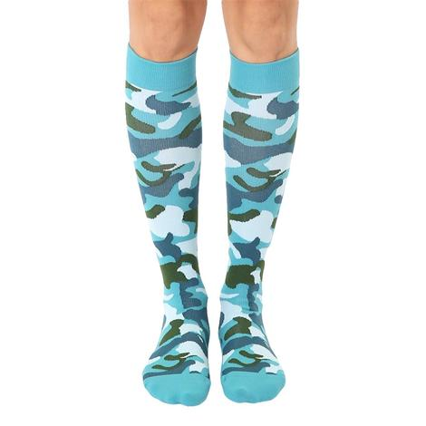 Camo Compression Socks by Living Royal