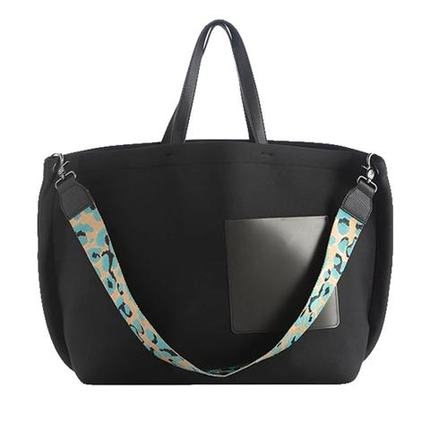 Vox Tote Black by Shiraleah