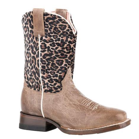Roper Cheetah Youth Girl's Boots