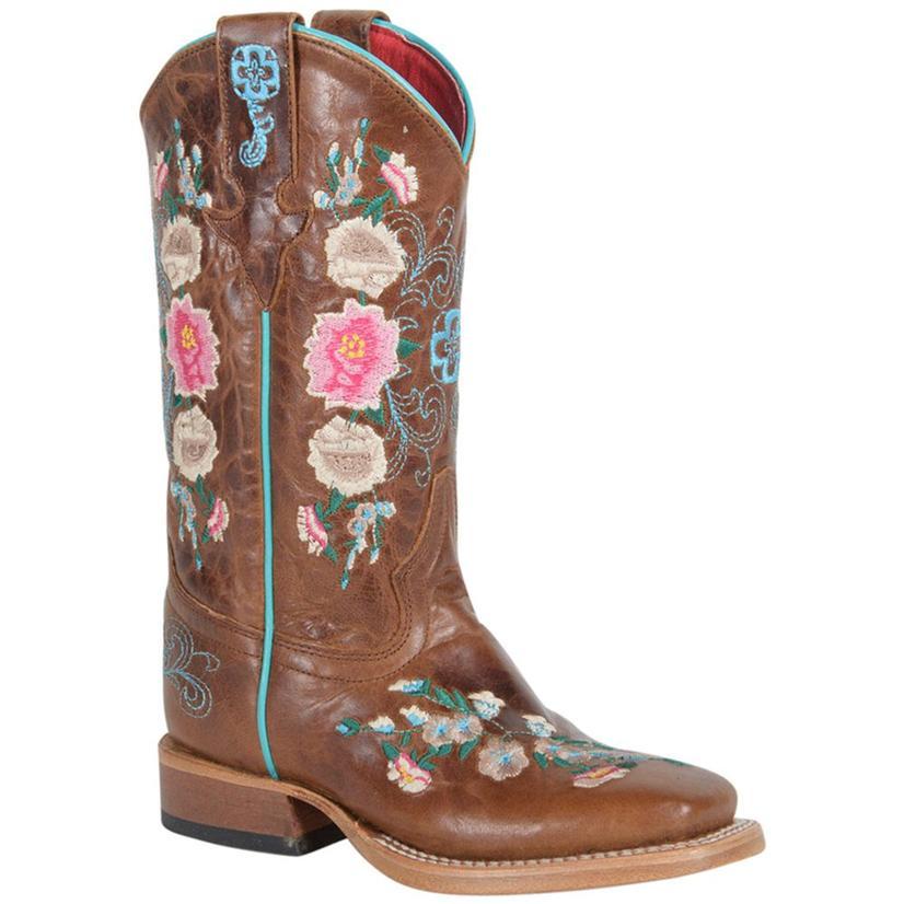 Macie Bean Kids ' Rose Garden Boots