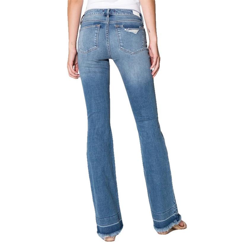 Dear John Denim Sloane Mid Rise Women's Bootcut Jeans