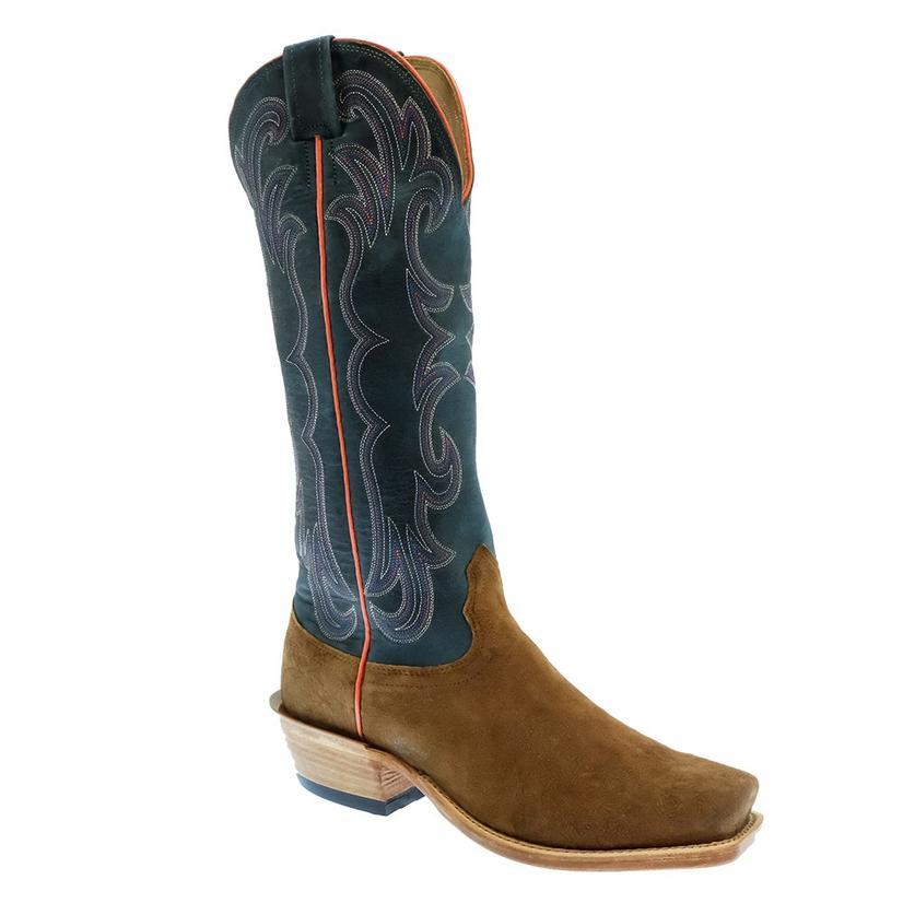 Fenoglio Smooth Ostrich Rough Out Women's Boot