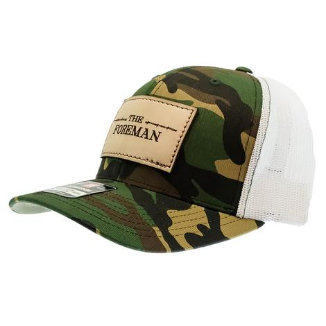 STS Ranchwear The Foreman Cap in Camo