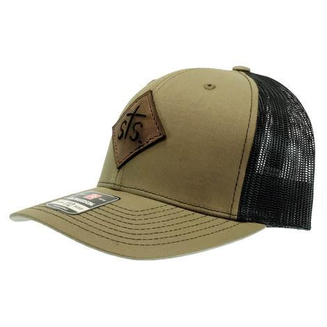 STS Ranchwear STS Cut Out Patch Cap