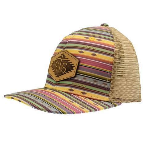 STS Ranchwear Sealy Serape Cap