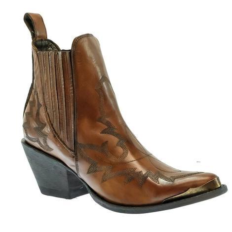 Old Gringo Yippee Ki Yay Mui Rust Women's Shorty Boots