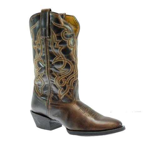 Laredo Maddie Tan Distressed Women's Boots