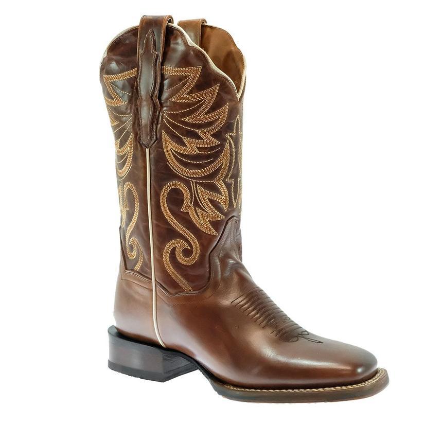 Dan Post Petra Cognac Women's Boots