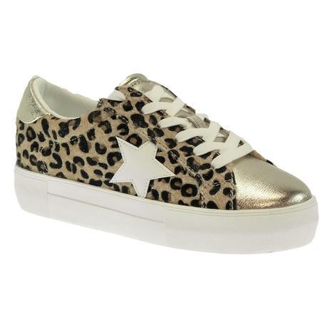 Cheetah Star Women's Sneakers