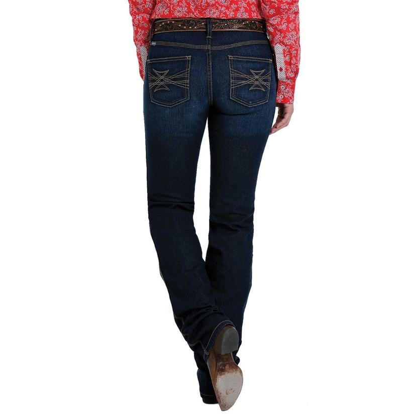 Cinch Shannon Slim Fit Straight Leg Women's Jeans