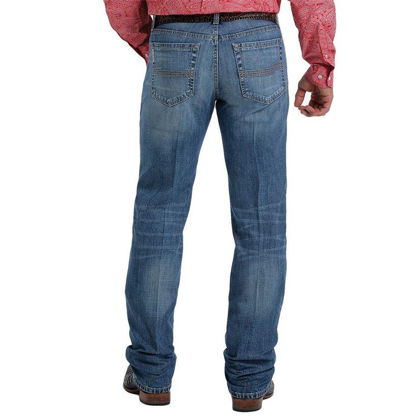 Cinch Jesse Slim Fit Straight Leg Medium Wash Men's Jeans