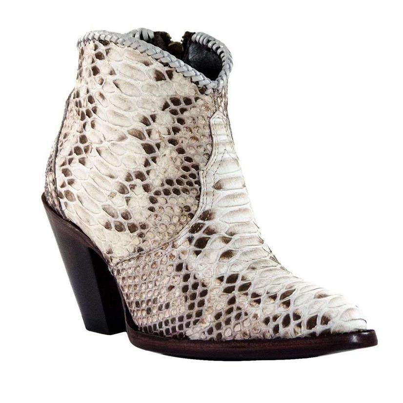 Azulado Kyra Natural Python Women's Boots