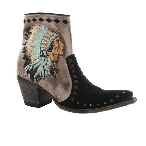 Old Gringo Yippee Ki Yay Mabell Women's Shortie Boots