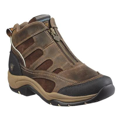 Ariat Womens Terrain Zippered H2O Hiking Shoes