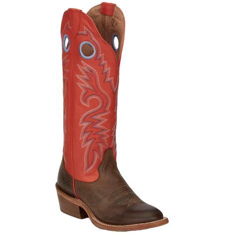 Tony Lama Scarlett Round Toe Buckaroo Women's Boots