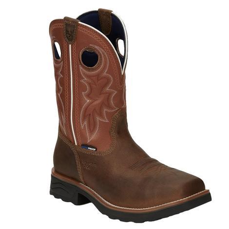 Tony Lama Fireball Composite Toe Waterproof Men's Work Boots