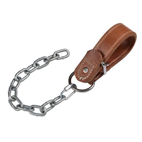 Harness Leather Kick Chain