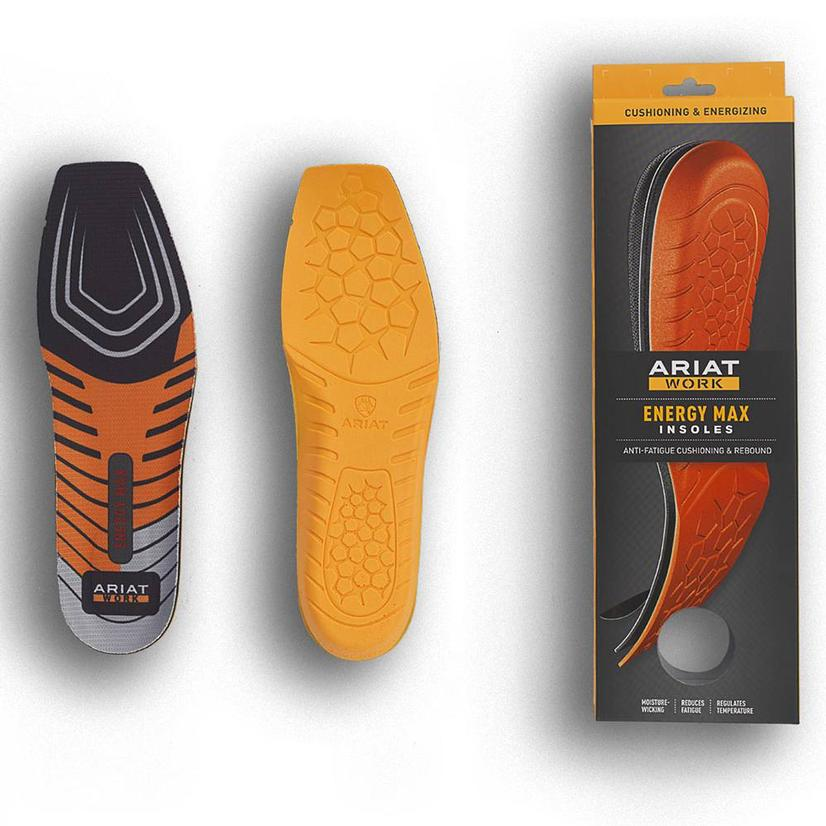 Ariat Work Brand Energy Max Insoles