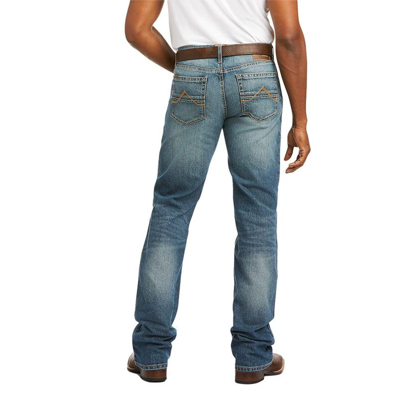 Ariat M4 Rincon Low Rise Bootcut Men's Jeans