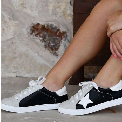 Ladies Star Casual Shoe