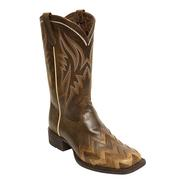 Ariat Women's On Point Sassy Brown Cowgirl Boots