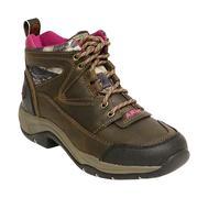 Ariat Terrain Distressed Brown Camo Endurance Ladies Shoe