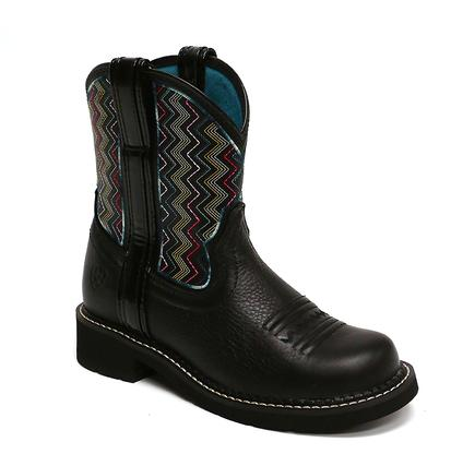 Ariat Fatbaby Heritage Ziggy Black Ladies Boot