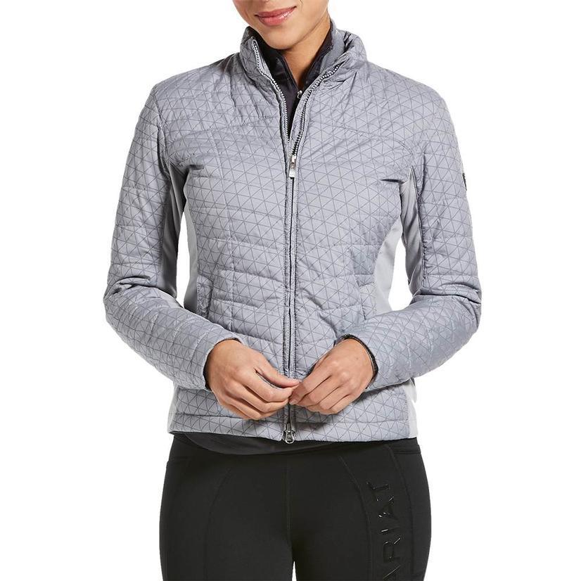 Ariat Volt Reflective Silver Women's Jacket