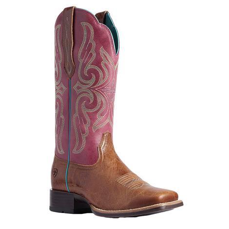 Ariat Primera Pomegrante Women's Boots