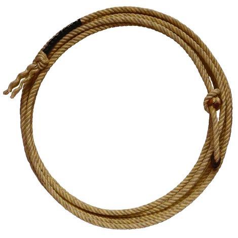 Willard Ropes 3 Strand Gold Poly Calf Rope