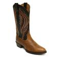 Ariat Boomtown Copper Kettle Brown Men's Boots