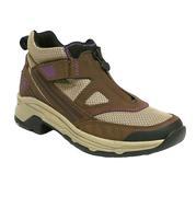 Ariat Maxtrak UL Zip Tan Beige Zipper Endurance Ladies Shoe