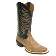 Ariat Crossfire Quicksand Black And Tan Men's Boot