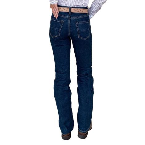 South Texas Tack Bootcut Jean