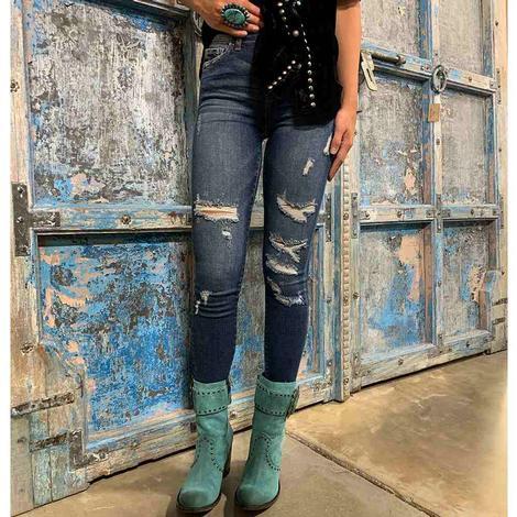 Vervet High Rise Jean
