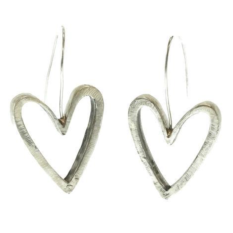 Love Token Heart Earrings