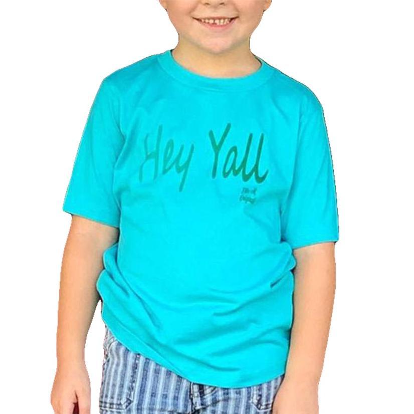 Elle M Original Girls Hey Yall T- Shirt