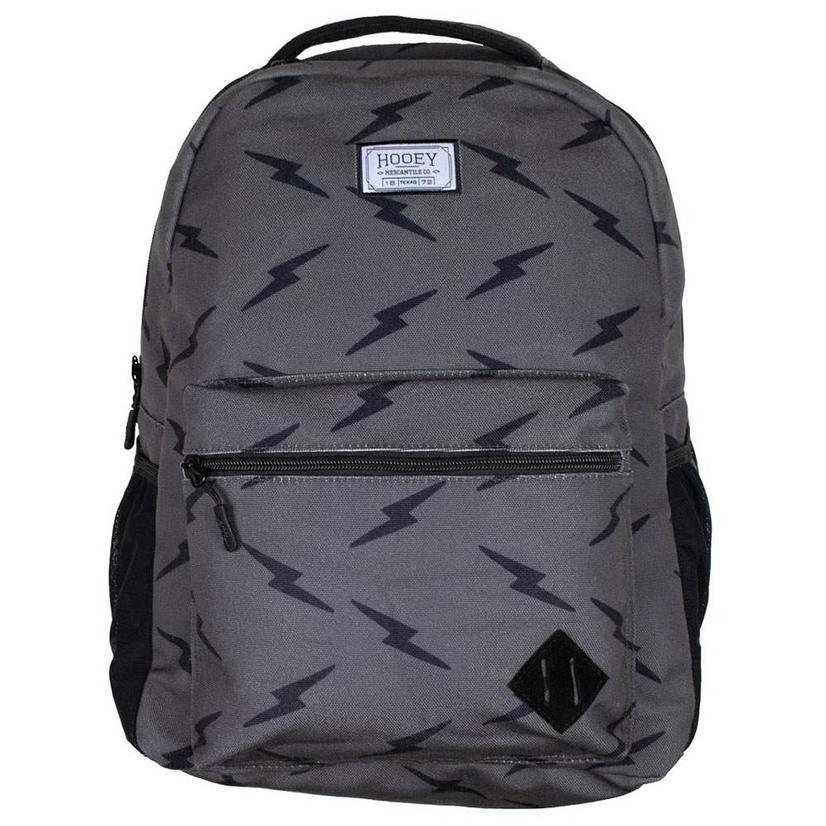 Hooey Recess Charcoal Backpack