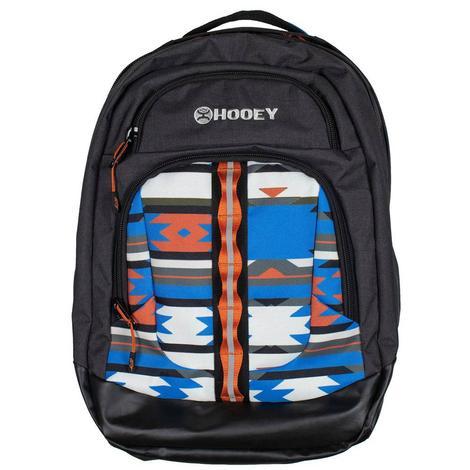 Hooey Black Aztec Ox Backpack