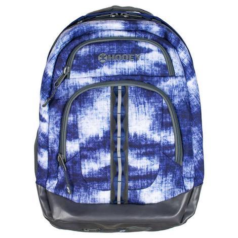 Hooey Navy Tie Dye Ox Backpack