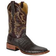 Cinch Men's Black Caiman Belly Cowboy Boots