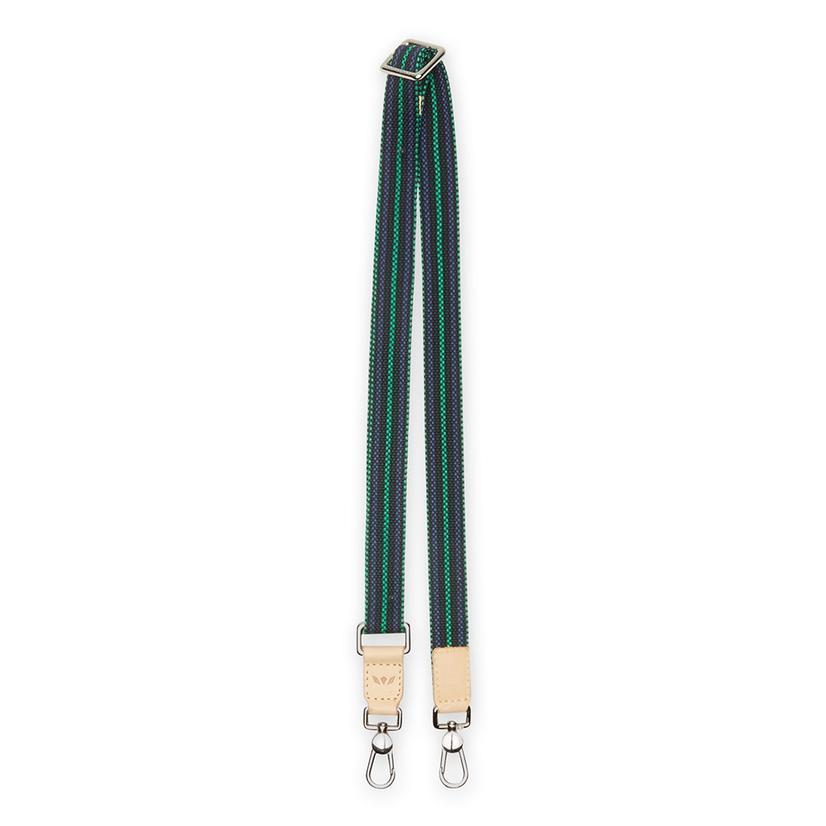 Consuela Wintergreen Webbing Crossbody Strap 53mm
