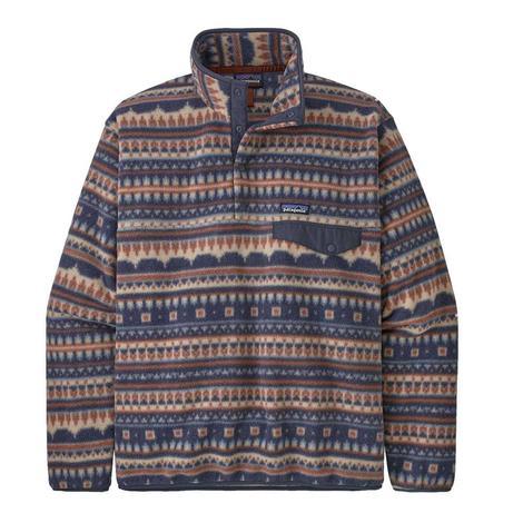 Patagonia Cottage Isle El Cap Khaki Long Sleeve Men's Pullover
