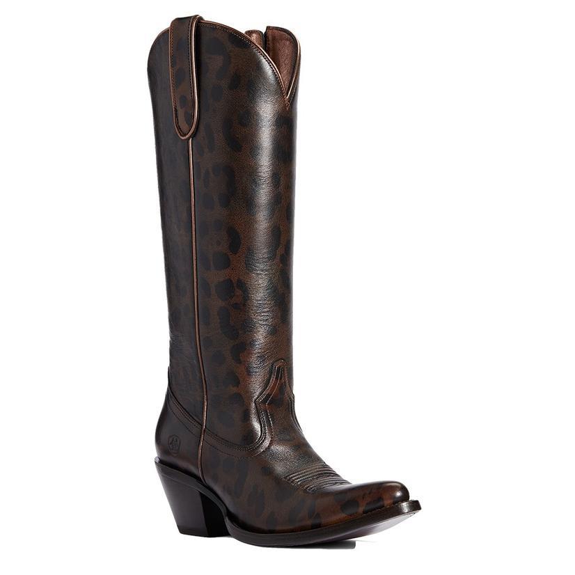 Ariat Paloma Leopard Print Women's Boots