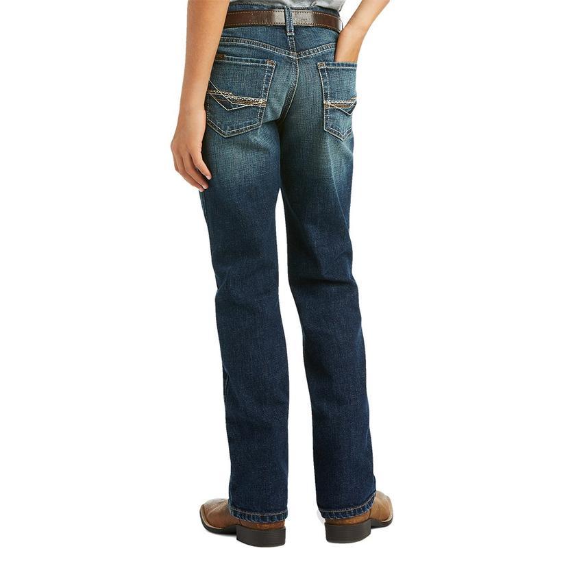 Ariat B5 Tyler Straight Leg Boy's Jeans