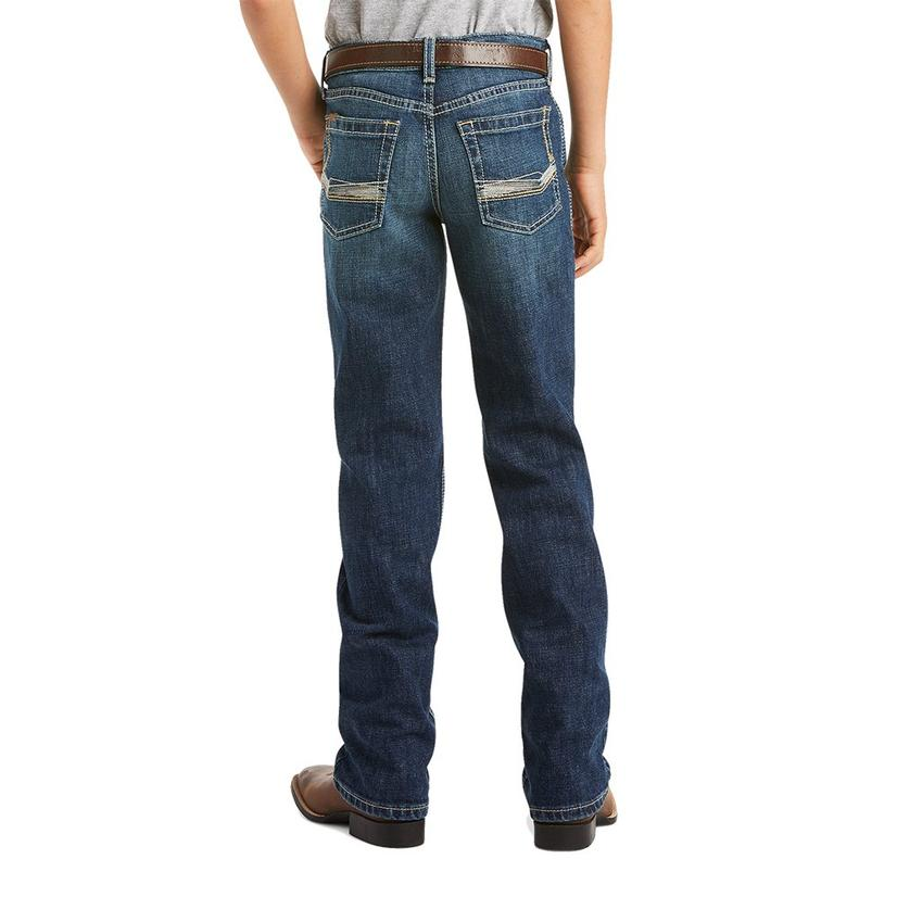 Ariat B5 Matteo Striaght Leg Boy's Jeans