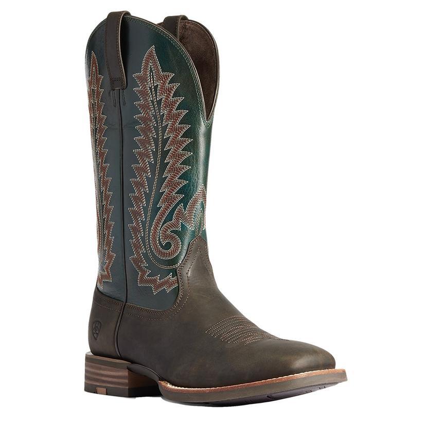 Ariat Creston Seagrass Men's Boots